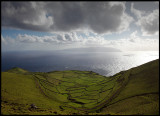 Flores seen from Corvo - The Azores