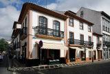 City centre of Angra do Heroismo