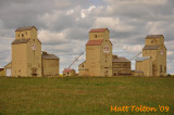 Alberta and B.C. Grain Elevators