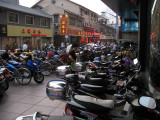 Food Delivery Mopeds