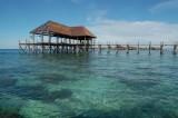 Mabul Island Jetty