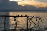 Mabul Island Sunset