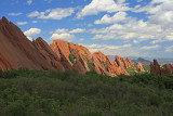 Fountain Formation in Roxborough State Park