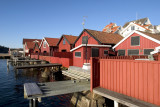 boat houses