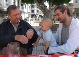 Uncle Robert, Marcos & LA