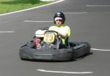 Alex karting