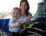 LA motorcyclist