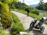 Balade au bord de l'Isère