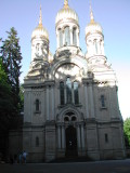 Wiesbaden - Russian Church 2