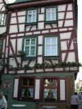 Rhine - Half-Timbered