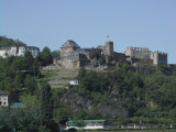 Rhine - Castle