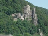 Rhine - Castle Sooneck