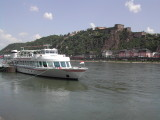 Rhine - Ship Loreley