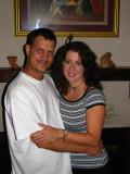 Daniel and Tiffany Hawkins