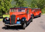 zP1050333 Glacier tour buses at Lake McDonald Lodge.jpg
