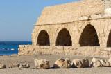 Ceasaria, Israel - Ancient Roman Aquaduct