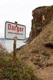 Erosion Warning