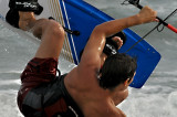 vues de kite surf