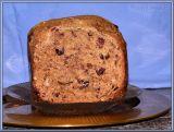 Cranberry Orange Walnut Bread