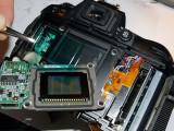 Nikon D100 IR conversion 6