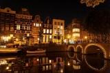 Amsterdam (by night)