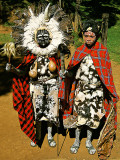 Kikuyu Traditional Costumes