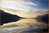 IRELAND - CO.LEITRIM - GLENCAR LAKE