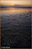 IRELAND - CO.SLIGO - SUNSET OVER LISSADELL BEACH