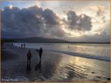 IRELAND - CO.SLIGO - STRANDHILL - SURFS UP