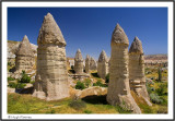 TURKEY - THE FANTASTIC LANDSCAPE OF CAPPADOCIA - JUNE 2009