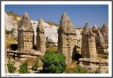 Turkey - Cappadocia - Goreme - Love Valley