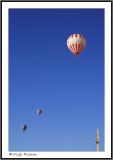 Turkey - Cappadocia - Goreme - Early morning balloon flight