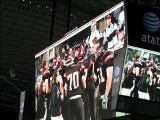 Aledo Player on Video Screen
