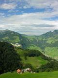 Landscape from Buochserhorn