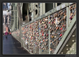 Cologne, Hohenzollern Bridge
