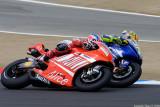Stoner vs. Rossi