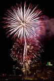 Detroit Fireworks - June 23, 2008