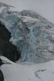 Blue Ice of the Entiat Glacier