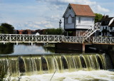 Mill weir Tewkesbury