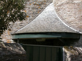 detail of Trellisick gatehouse