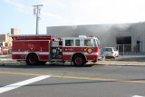 Commercial Building Fire / Stratford Ave / Stratford / Connecticut / Oct 2008