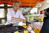 Hakone (箱根町), Ryokan Kaiseki (懐石) Dining - Japan 2008 (2)