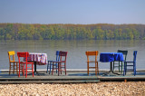 The Danube river, Zemun