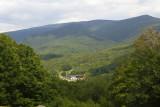 White Mountains valley resort