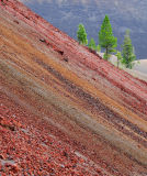 Striated Lava