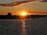 Solnedgång över Yxskär