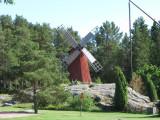Väderkvarn vid Jankarlsgården