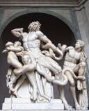 Laocoön Group - Vatican Museum