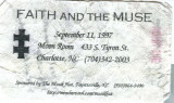 Faith and the Muse  at Moon Room 433 South Tryon sept 11 1997 show was moved to props on morehead.jpg