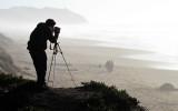 Photographer at South Beach